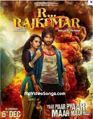 R...Rajkumar video songs