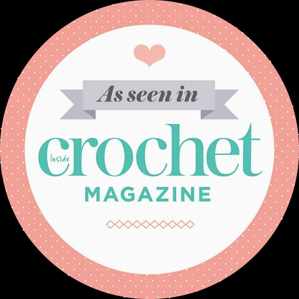 Featured in Inside Crochet