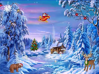 Free Christmas Wallpaper