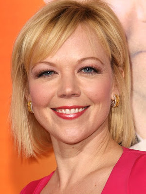Emily Bergl Gold Hoop Earrings