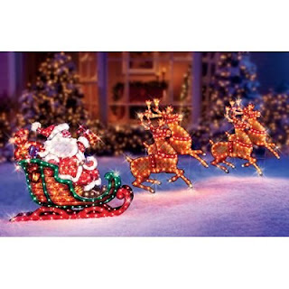 outdoor christmas decorations make your yard stand out from the crowd