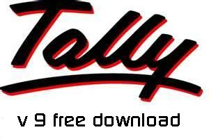 download tally 9 latest 2012 version account software solution