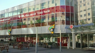 Triple O's in the CBC Vancouver Building