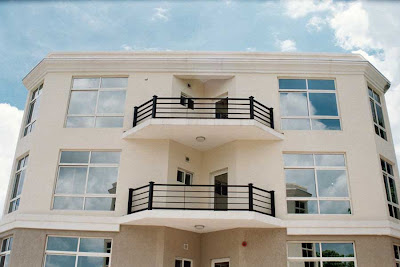 Homes in abuja the nigeria you will never see on the for Houses in abuja nigeria