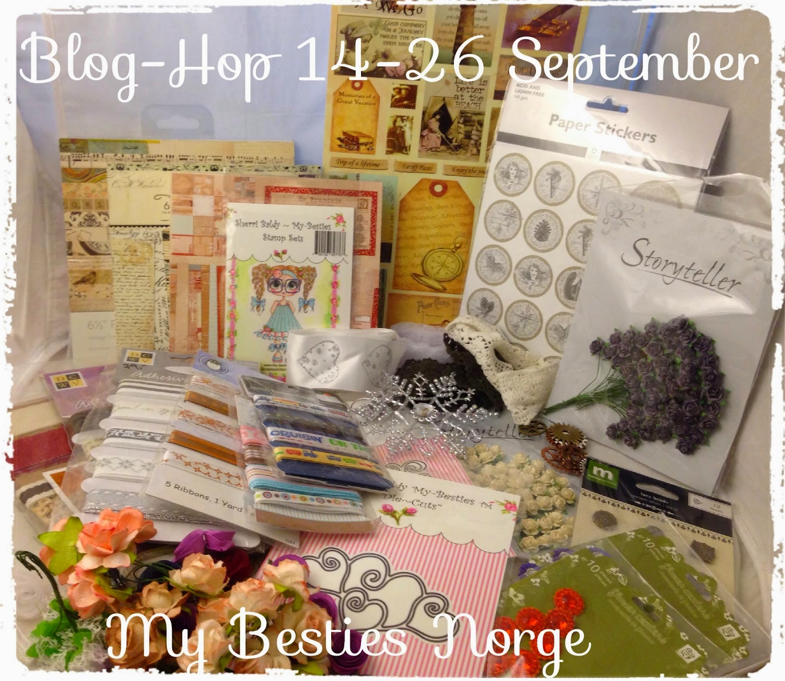Bloghop Mybesties Norge #25