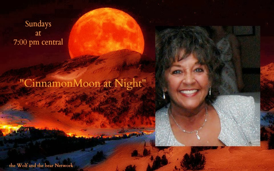 CinnamonMoon at Night