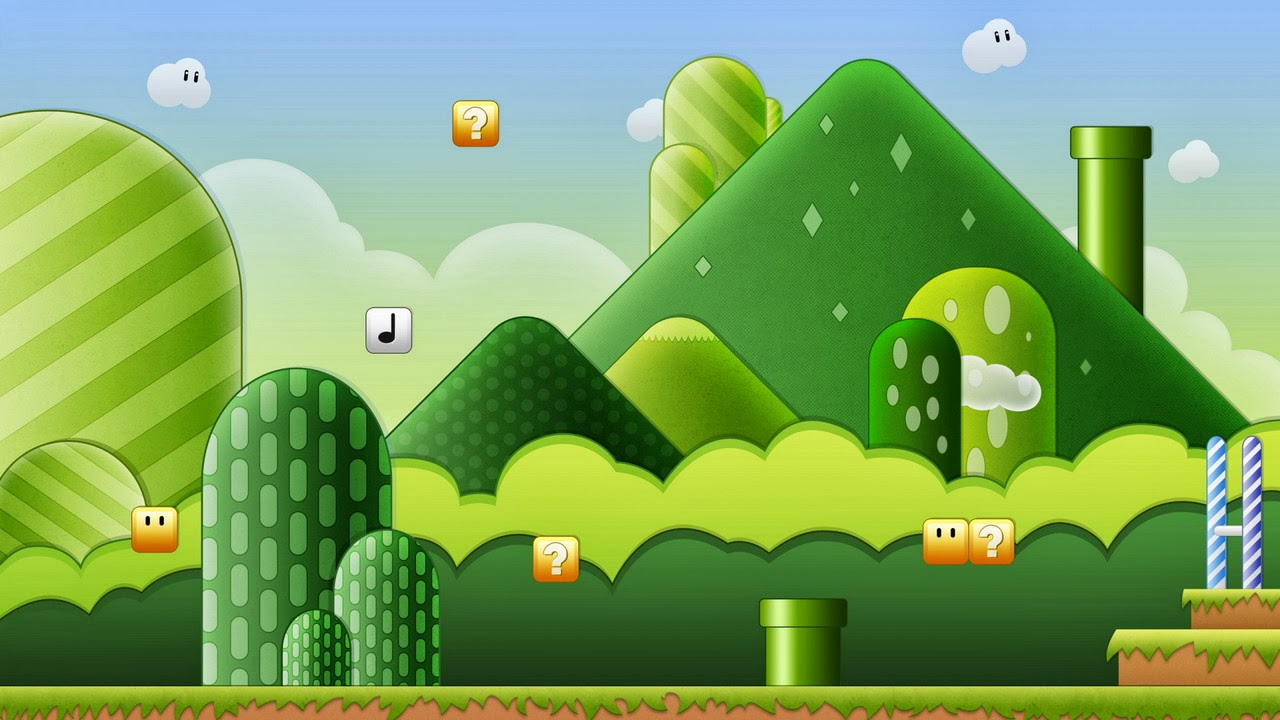 Super Mario World ROM Wallpaper HD Download For Android