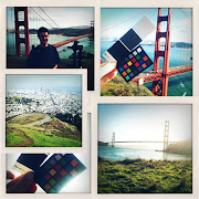 We figured it would be fun to play tourists in our own city for a day. (blog gg bridge)