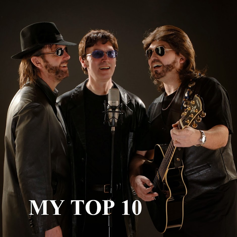 BEE GEES - MY TOP 10