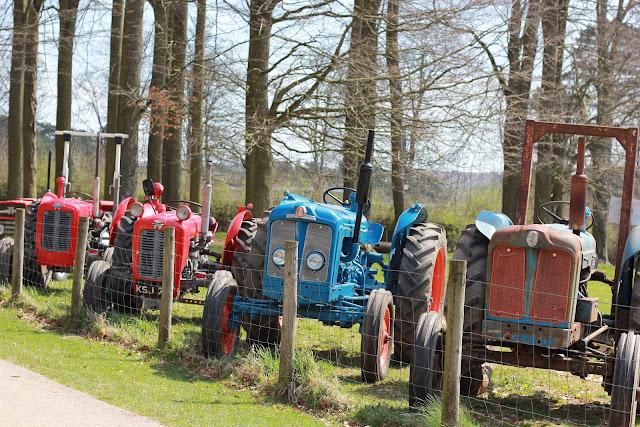 Tractor fair