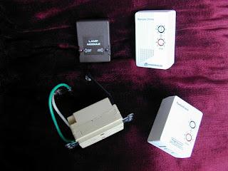 Instalaciones electricas residenciales - control de iluminacion X10