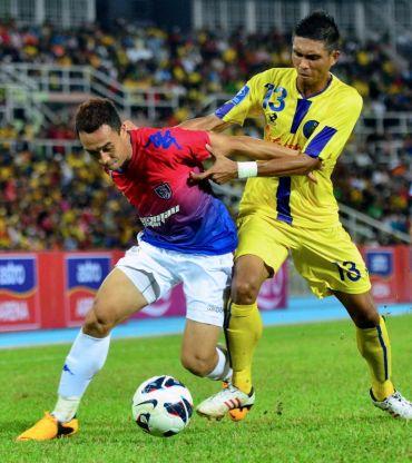 Keputusan terkini Pahang vs Johor Darul Takzim Piala FA 1 Jun 2013