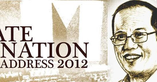 Full transcript: Noynoy Aquino SONA 2012 speech
