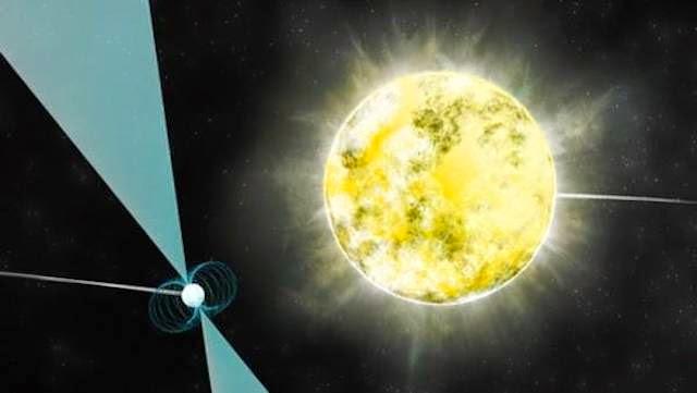 """Descubren un """"diamante"""" del tamaño de la Tierra"""