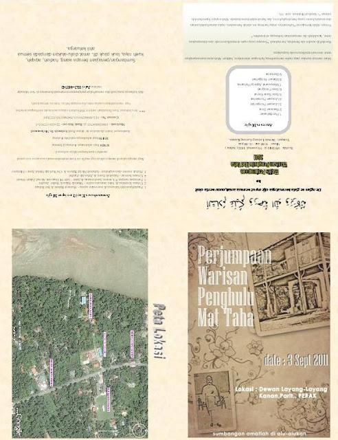 Contoh Kad Jemputan