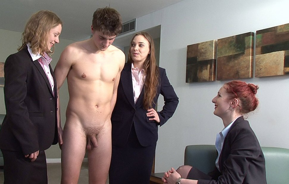 art clothed spanking male Naked female