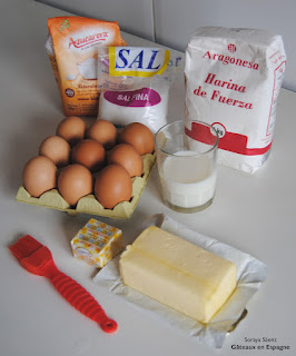 recette brioche pain beurre sucre map facile
