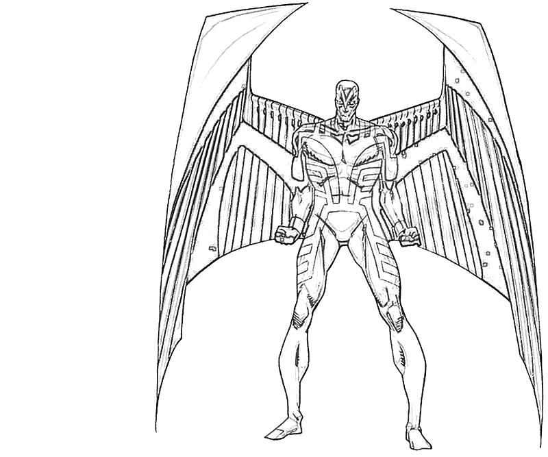 Archangel michael coloring pages