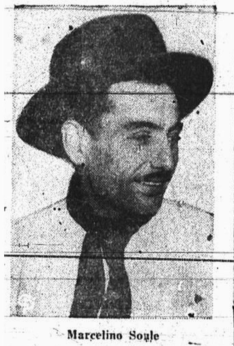 Marcelino Soulé (1906-1950)