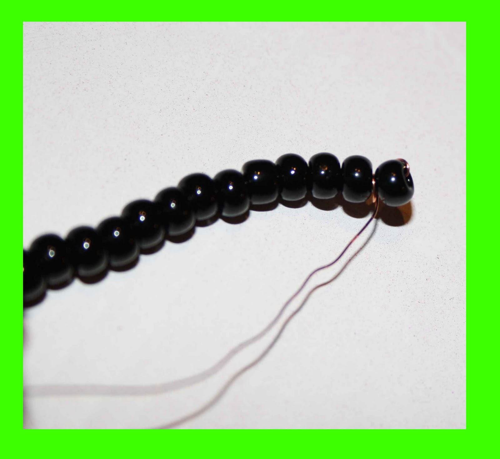 pejd all about diy m schchenkette aus perlen. Black Bedroom Furniture Sets. Home Design Ideas