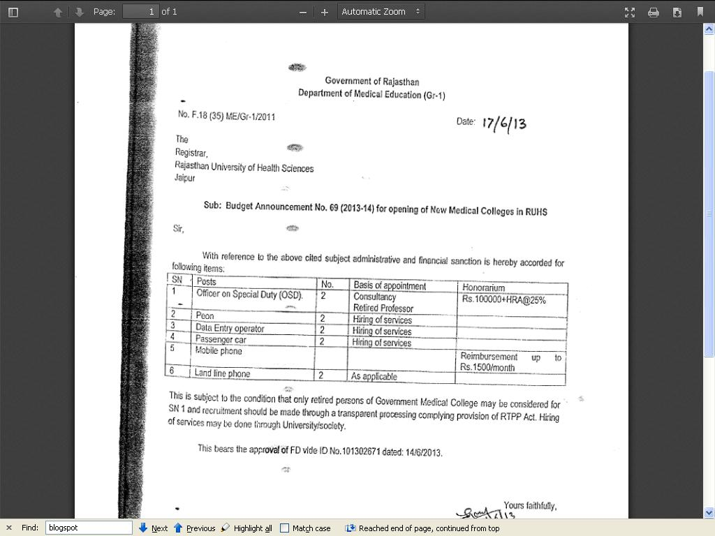Counselling Letter Of Neet Ug 2013