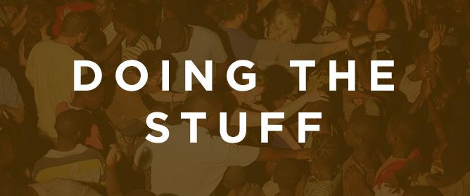 Doing The Stuff: 101