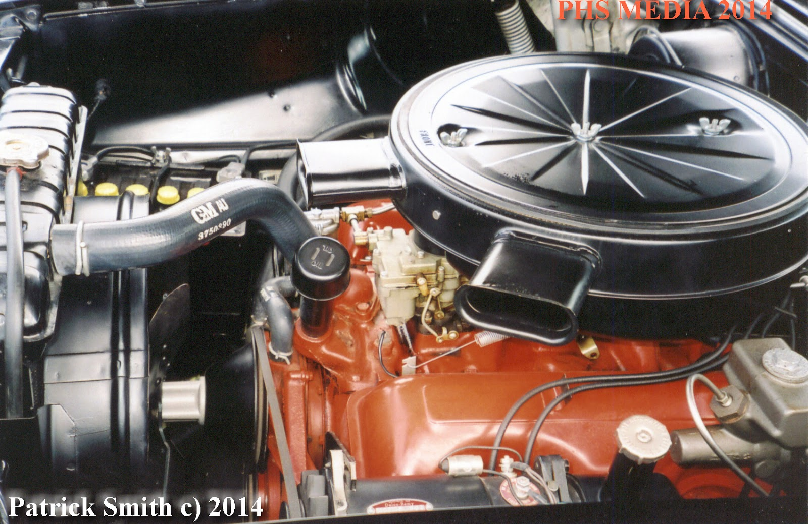 Rare Muscle Cars 1958 Pontiac Parisienne Convertible Tripower 4 Wiring Diagram The Tri Power 348 Engine Was Hottest Canadian Spec V8 Offered Fuel Injection Mill Us Only