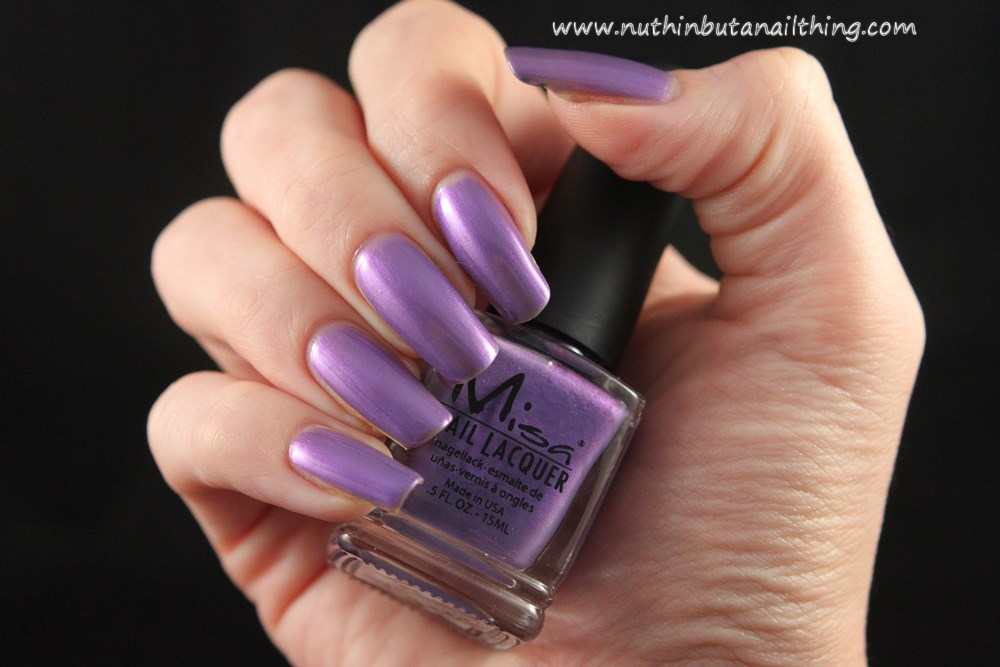 nuthin\' but a nail thing: Misa - Russian Sage