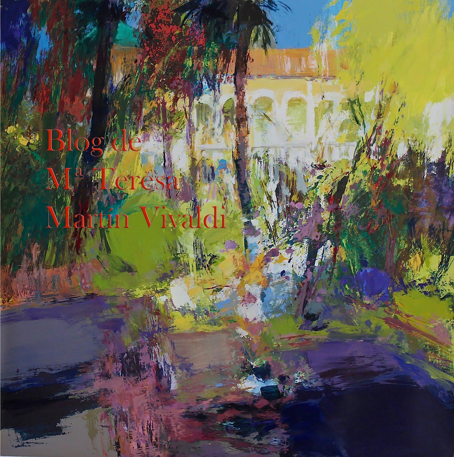 Blog de Mª Teresa Martín Vivaldi