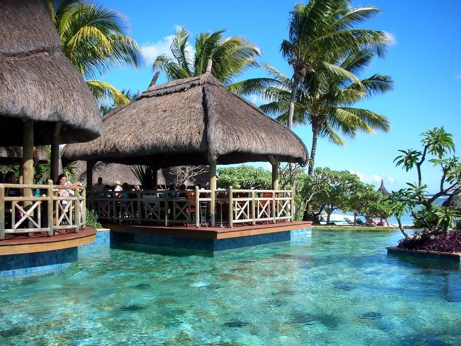 Emeraude Beach Hotel Mauritius