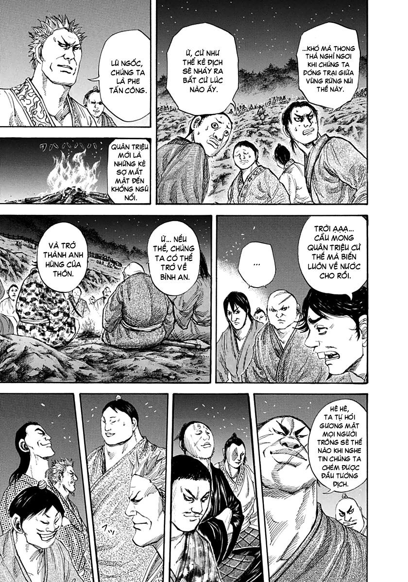 Kingdom - Vương Giả Thiên Hạ Chapter 137 page 12 - IZTruyenTranh.com