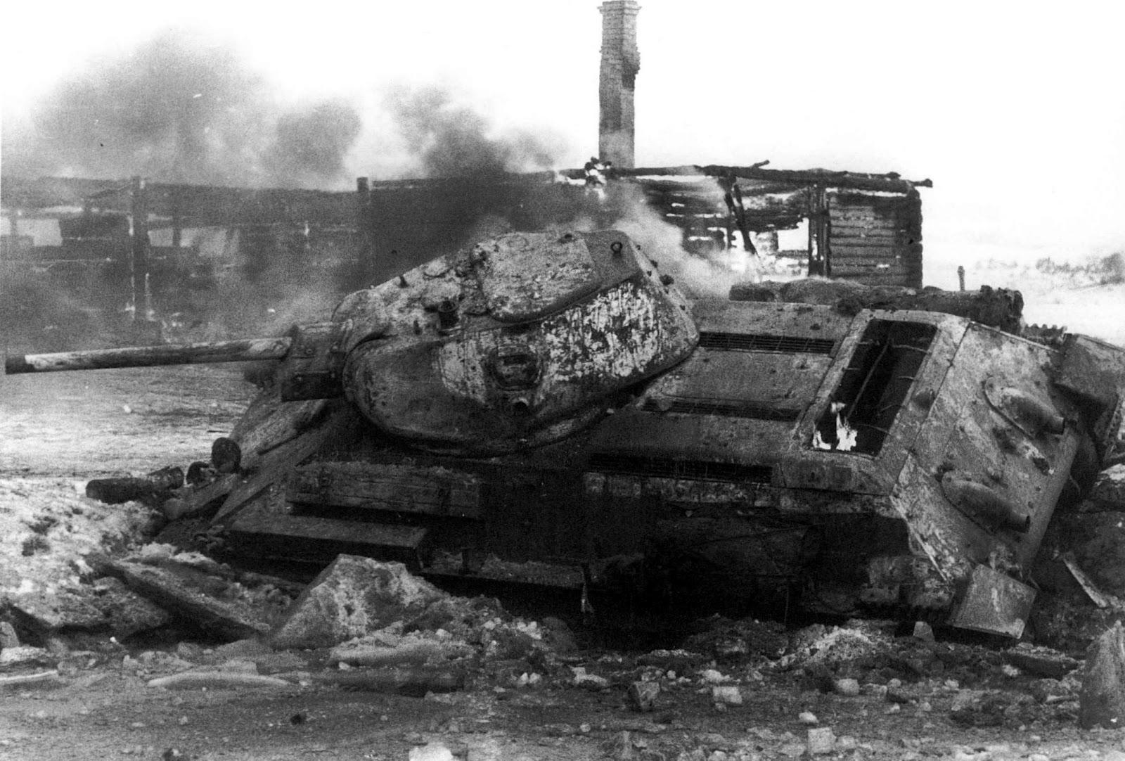 El Tanque Ruso Debe Morir / cap 2