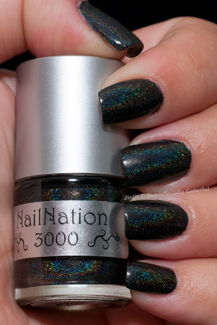 Nailnation 3000 - No Rest For The Wicked