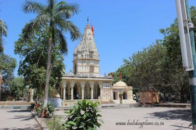 Sudamapuri Temple complex