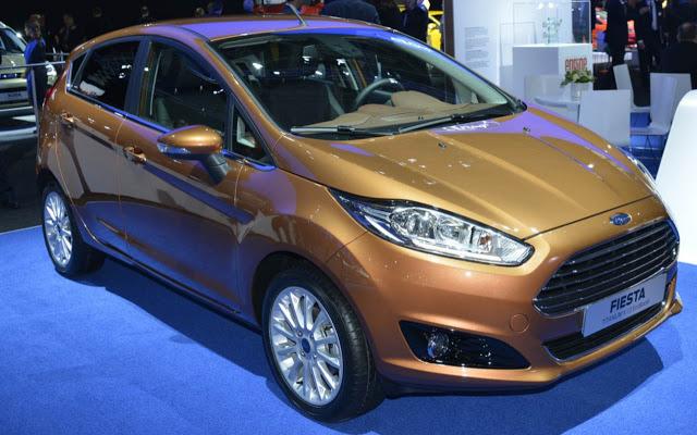 Ford New Fiesta será fabricado no Brasil | CAR.BLOG.BR