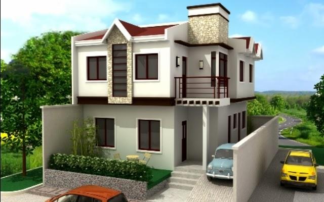 desain rumah termewah