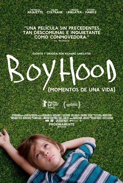 Boyhood (Momentos de una vida)(2014)