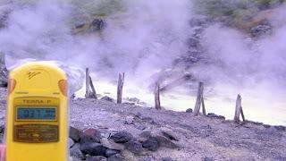 玉川温泉 放射線