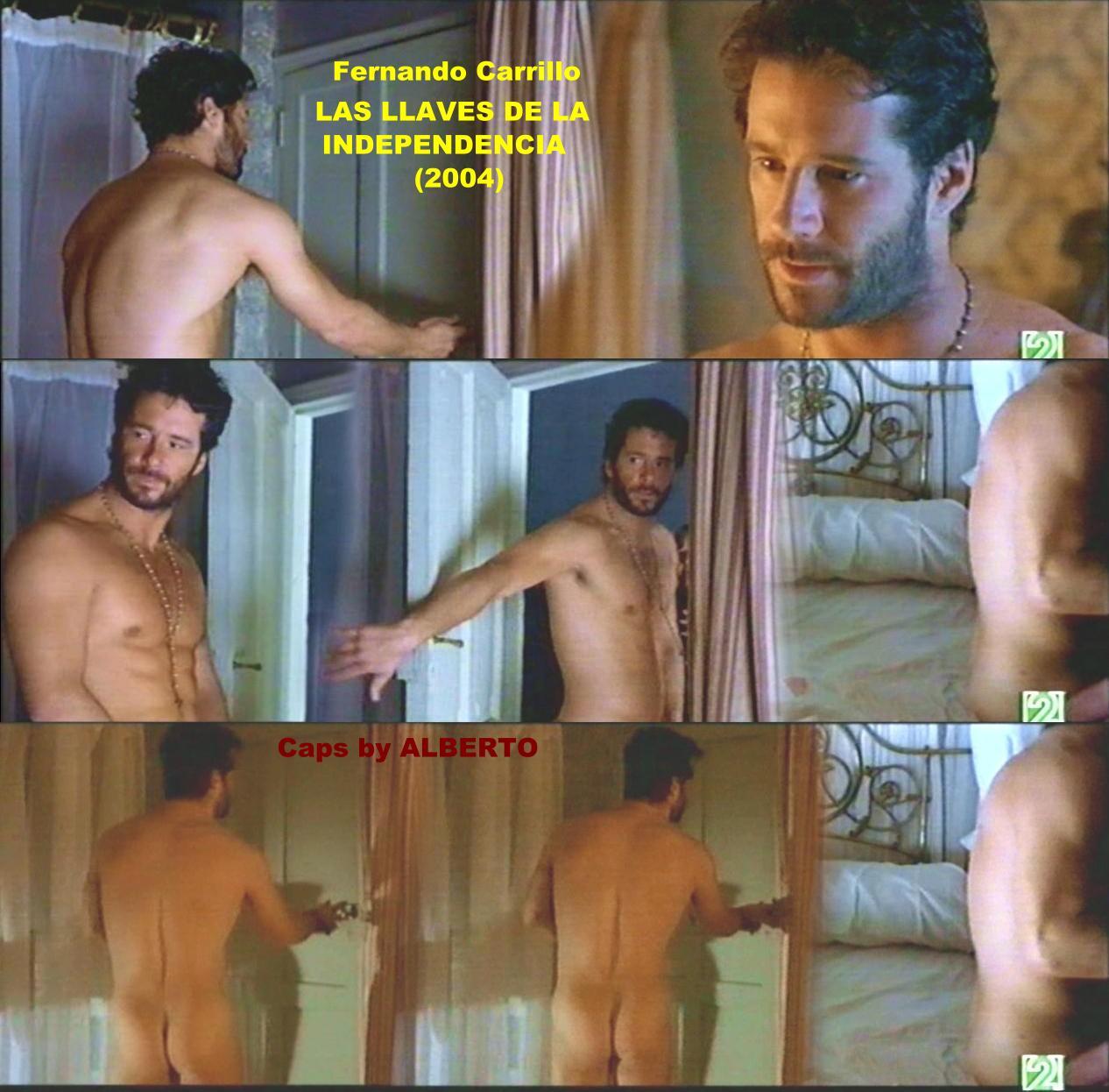 Los Famosos Al Desnudo Fernando Carrillo