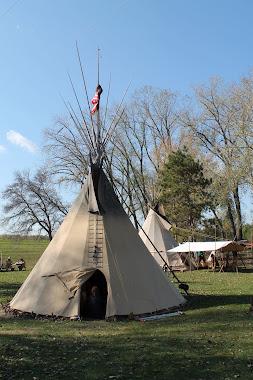 Lakota TeePee