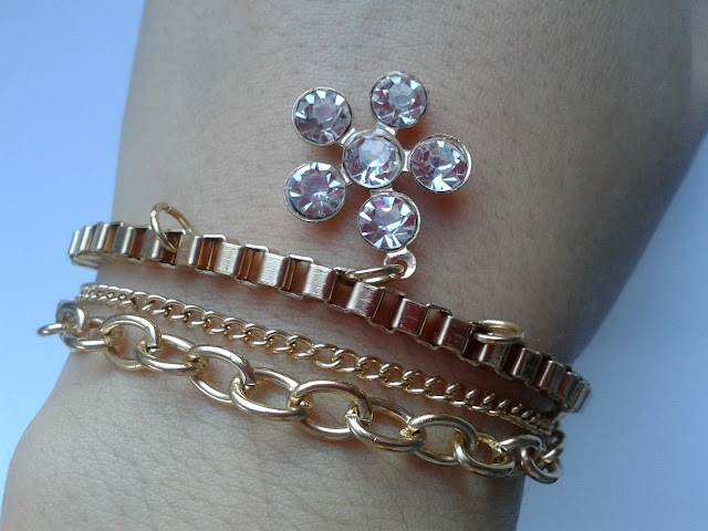 Biżuteria z aliekspres REAL FOTO