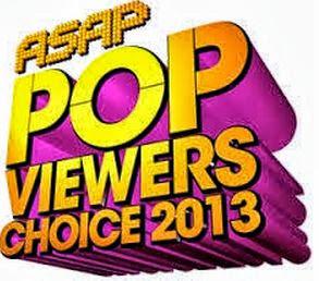 ASAP Pop Viewers Choice 2013