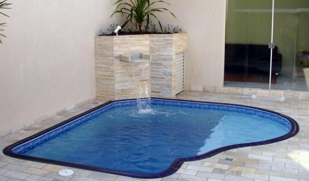 Piscinas pequenas modelos e estilos ponto das piscinas for Piscinas pequenas medidas