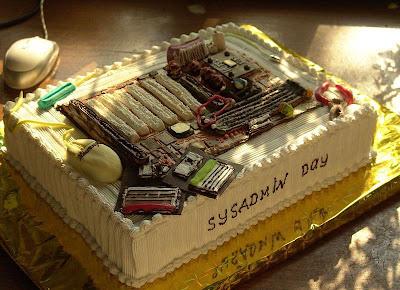 Una torta perfecta para celebrar el día geek