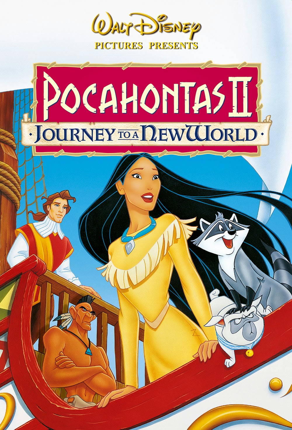 Pocahonta-2-Disney-Movie