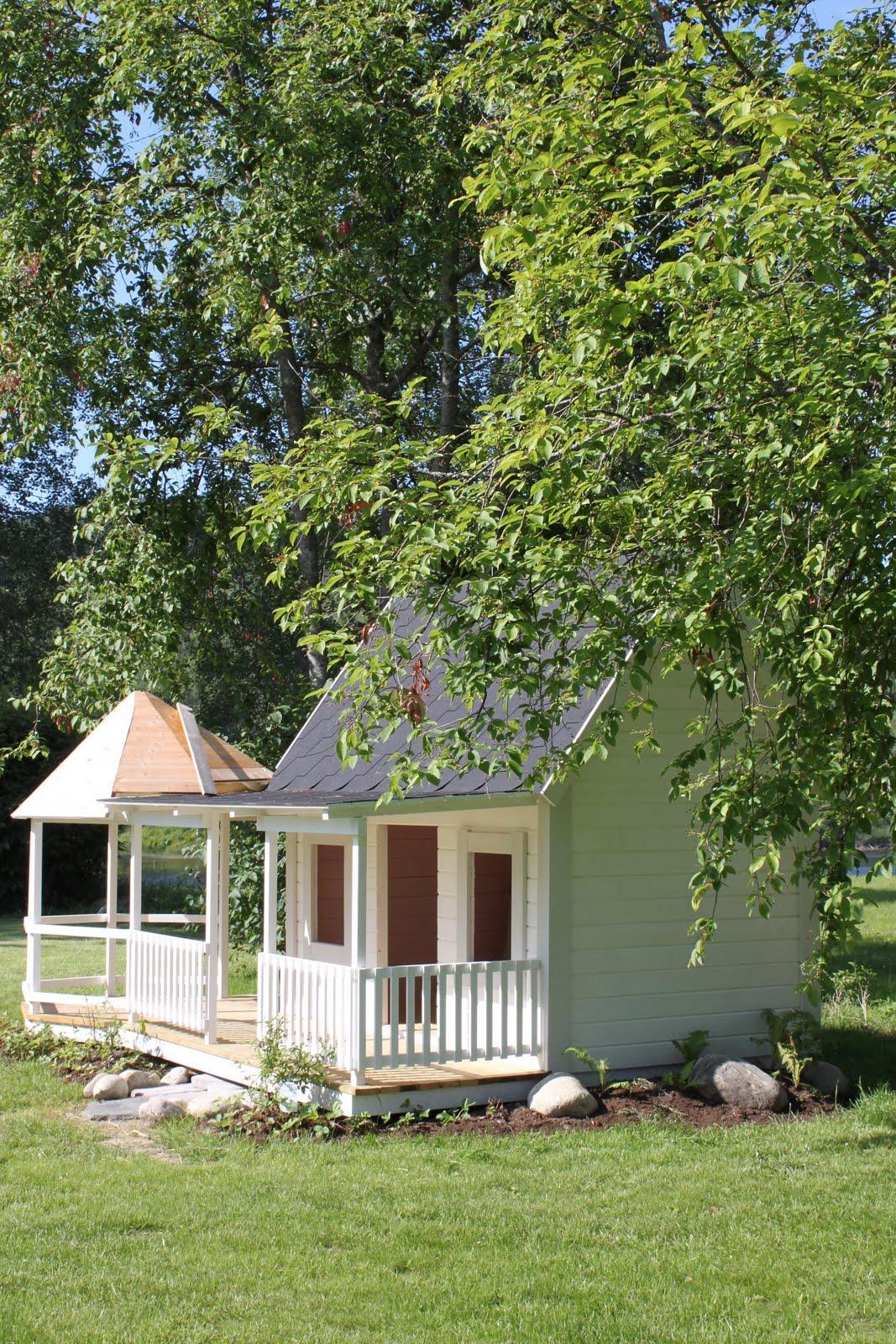 It's a house - en av Sveriges största inredningsbloggar: Lekstugan ...