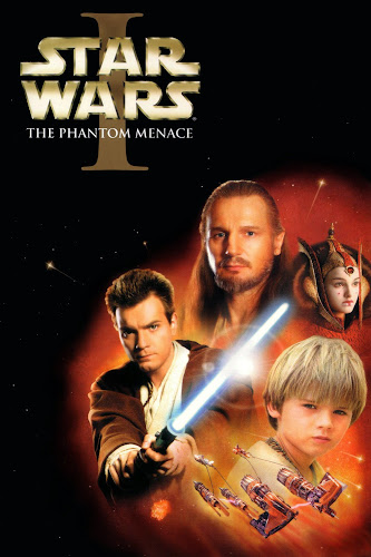 Star Wars Episodes 1-6 (BRRip Full HD Inglés Subtitulado)