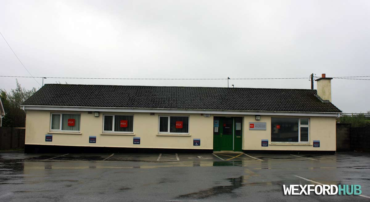 Driving Test Centre, Wexford