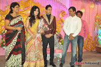 Celebraties at Actor Bharat n Jessy Wedding Reception Photos+%25286%2529 Actor Bharath n Jessy Wedding Photos
