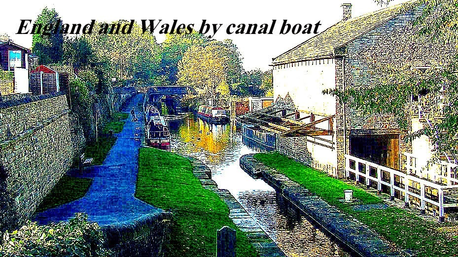 2013 - ENGLAND  BY  NARROW  BOAT